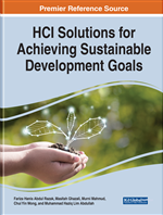 HCI Solutions for Achieving Sustainable Development Goals