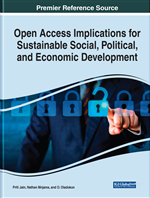 Open Access Implications for Sustainable Social, Political, and Economic Development