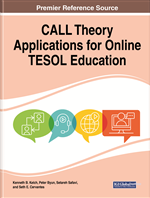 CALL Theory Applications for Online TESOL Education