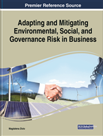 Adapting and Mitigating Environmental, Social, and Governance Risk in Business