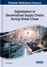 Digitalization of Decentralized Supply Chains During Global Crises