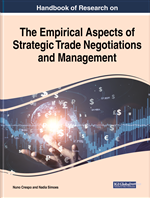Handbook of Research on the Empirical Aspects of Strategic Trade Negotiations and Management