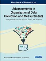 Advancements in Organizational Data Collection and Measurements: Strategies for Addressing Attitudes, Beliefs, and Behaviors