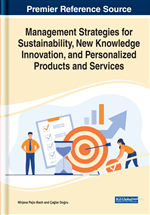 Management Strategies for Sustainability, New Knowledge Innovation, and Personalized Products and Services