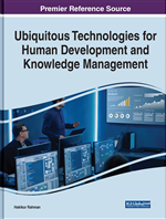Ubiquitous Technologies for Human Development and Knowledge Management