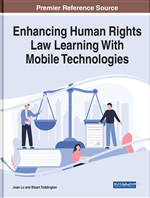 Enhancing Human Rights Law Learning With Mobile Technologies