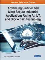 Advancing Smarter and More Secure Industrial Applications Using AI, IoT, and Blockchain Technology