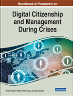 Handbook of Research on Digital Citizenship and Management During Crises