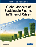 Handbook of Research on Global Aspects of Sustainable Finance in Times of Crises