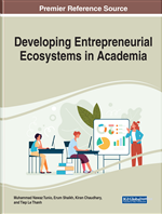 Developing Entrepreneurial Ecosystems in Academia