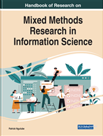 Handbook of Research on Mixed Methods Research in Information Science