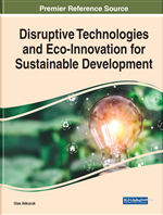 Disruptive Technologies and Eco-Innovation for Sustainable Development