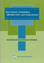 Diffusion of Electronic Commerce in Australia: A Preliminary Investigation