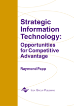Strategic Information Systems for Competitive Advantage: Planning, Sustainability and Implementation