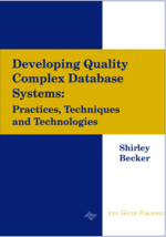 Dimensions of Database Quality