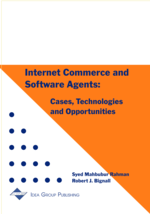 Customised Electronic Commerce with Intelligent Software Agents
