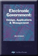 Introduction to Electronic Government: Design, Applications and Management