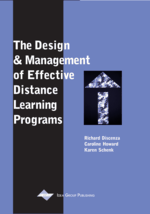 Institutional and Library Services for Distance Education Courses and Programs