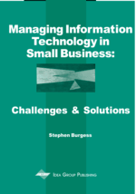 Electronic Commerce Opportunities, Challenges and Organizational Issues for Australian SMEs