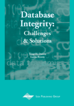 Translating Advanced Integrity Checking Technology to SQL