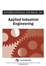 International Journal of Applied Industrial Engineering (IJAIE)