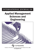 International Journal of Applied Management Sciences and Engineering (IJAMSE)