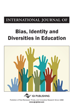 International Journal of Bias Identity and Diversities in Education