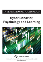 International Journal of Cyber Behavior, Psychology and Learning (IJCBPL)