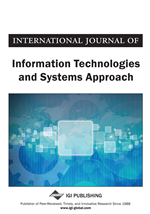 International Journal of Information Technologies and Systems Approach (IJITSA)