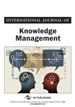 International Journal of Knowledge Management (IJKM): 1548