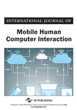 International Journal of Mobile Human Computer Interaction