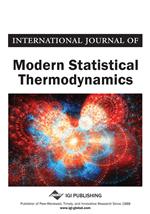 International Journal of Modern Statistical Thermodynamics (IJMST)