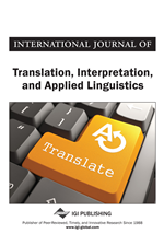 International Journal of Translation, Interpretation, and Applied Linguistics (IJTIAL)