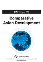 Journal of Comparative Asian Development (JCAD)