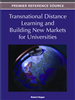 Transnational Distance Learning and Building New Markets for Universities