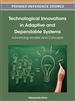 Technological Innovations in Adaptive and Dependable Systems: Advancing Models and Concepts