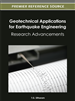 Geotechnical Applications for Earthquake Engineering: Research Advancements