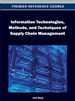 Information Technologies, Methods, and Techniques of Supply Chain Management