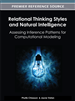 Relational Thinking Styles and Natural Intelligence: Assessing Inference Patterns for Computational Modeling