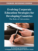 Evolving Corporate Education Strategies for Developing Countries: The Role of Universities