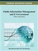 Public Information Management and E-Government: Policy and Issues