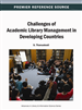 Internet Policy Issues and Digital Libraries' Management of Intellectual Property