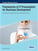 Improving IT Market Development through IT Solutions for Prosumers