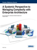 A Systemic Perspective to Managing Complexity with Enterprise Architecture