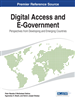 Digital Access and E-Government: Perspectives from Developing and Emerging Countries