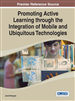 Promoting Active Learning through the Integration of Mobile and Ubiquitous Technologies