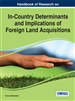 Handbook of Research on In-Country Determinants...