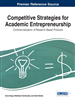 Competitive Strategies for Academic Entrepreneurship: Commercialization of Research-Based Products