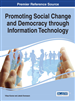 Promoting Social Change and Democracy through Information Technology