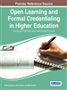 Open Learning and Formal Credentialing in Higher Education: Curriculum Models and Institutional Policies